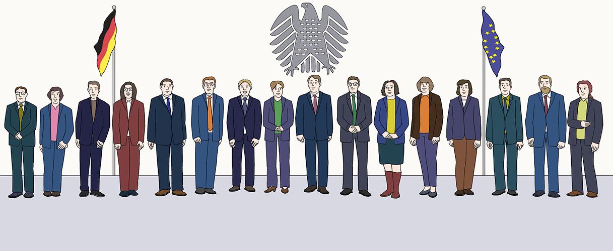 Bundes-Regierung.