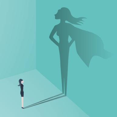 Titelmotiv des Flyers zum Internationalen Frauentag 2020
