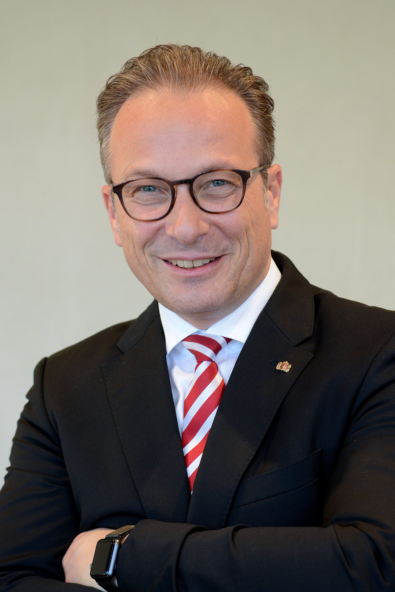 Bürgermeister Reiner Breuer