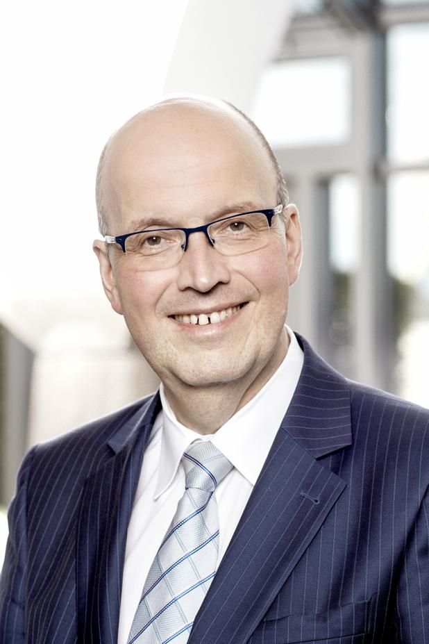 Beigeordneter Frank Gensler, Stadtkämmerer