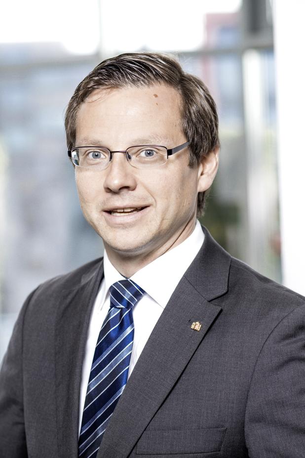 Beigeordneter Holger Lachmann