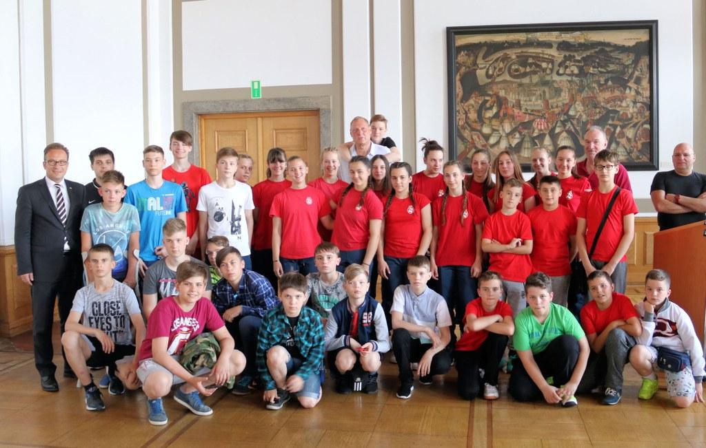 Quirinus Cup 2017 Empfang