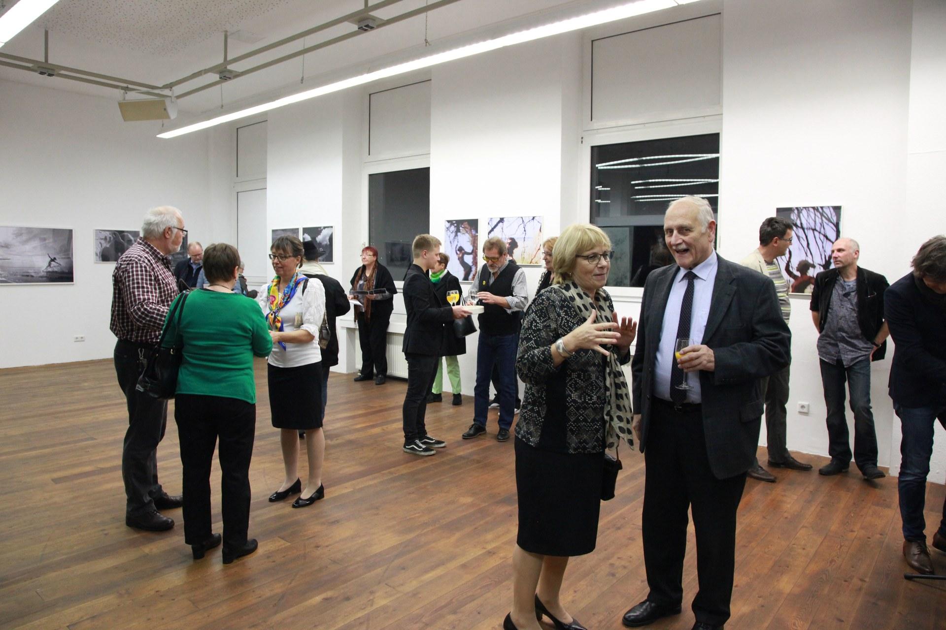 Pskow Fotografen Ausstellung in Neuss